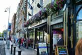 Ставший для нас знаковым: бар Knightsbridge в отеле Arlington. О нём — в советах более подробно.
