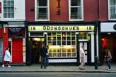 O'Donoghue's — самый популярный и известный фолк пуб. Именно в нём начали свою музыкальную карьеру Dubliners 15 Merrion Row, Dublin