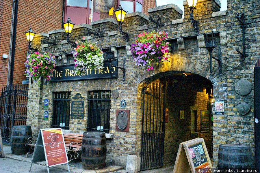 Пубы, пубы, пубы... Дублин, Ирландия
