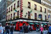 Не менее знаменитый пуб района Темпл бар — Старый Дублинец.
