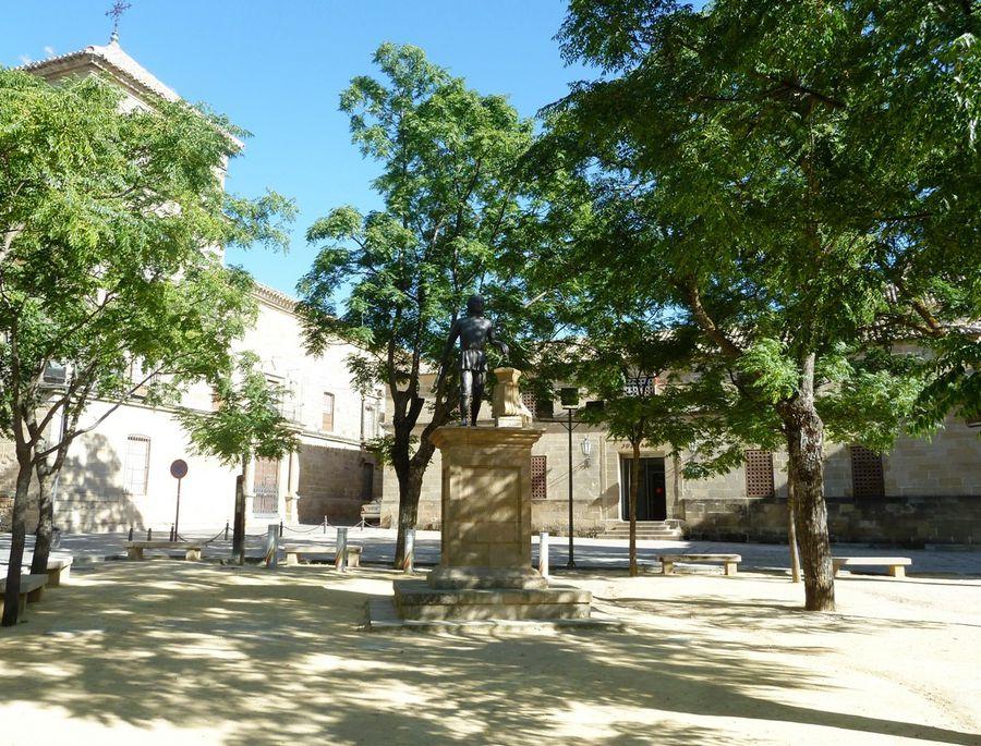 Памятник Хуану де ла Крусу