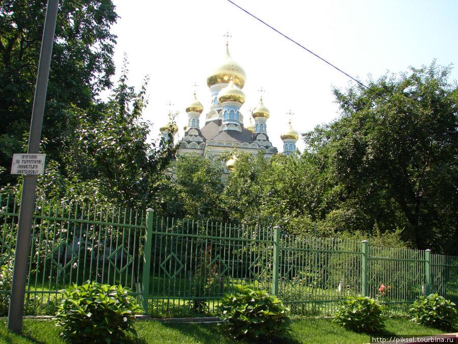 Никольский собор и монаст