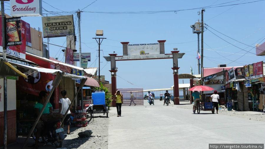 Рохас порт . Восточный Миндоро