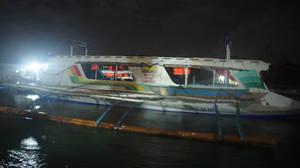 Лодка на Боракай