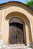 Видно давно дверь не открывали:)