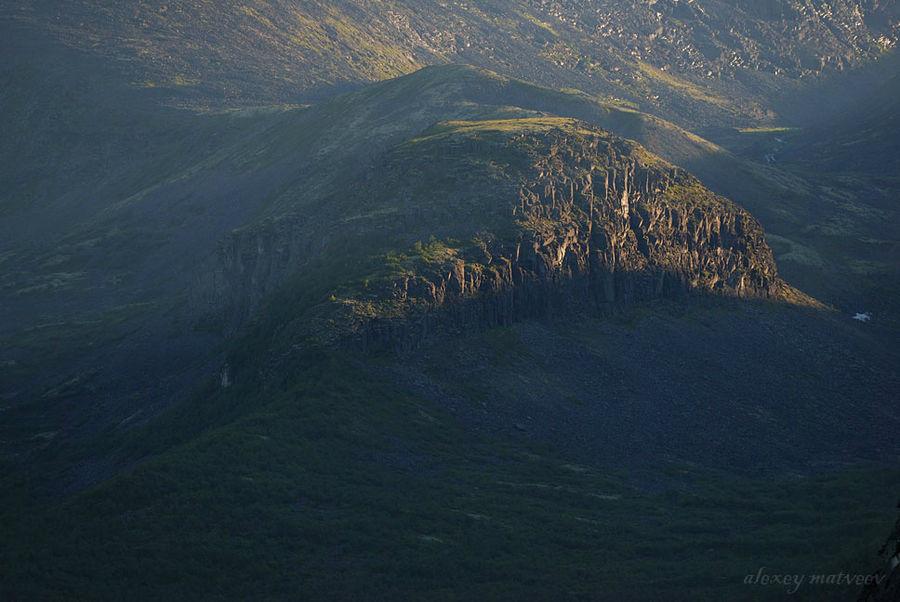 Горы Ловозёрские тундры