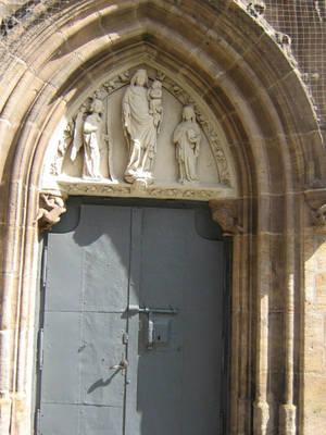 Портик собора