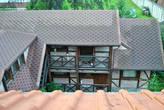 Гостиница Параисо, номера во дворе.
