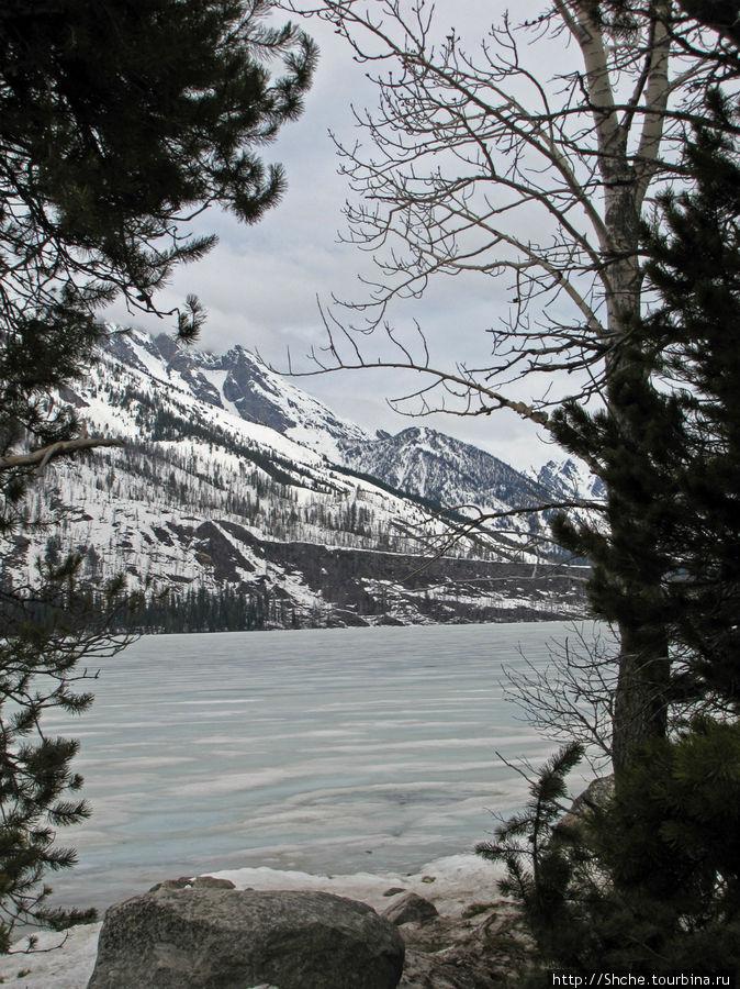 озеро Taggart