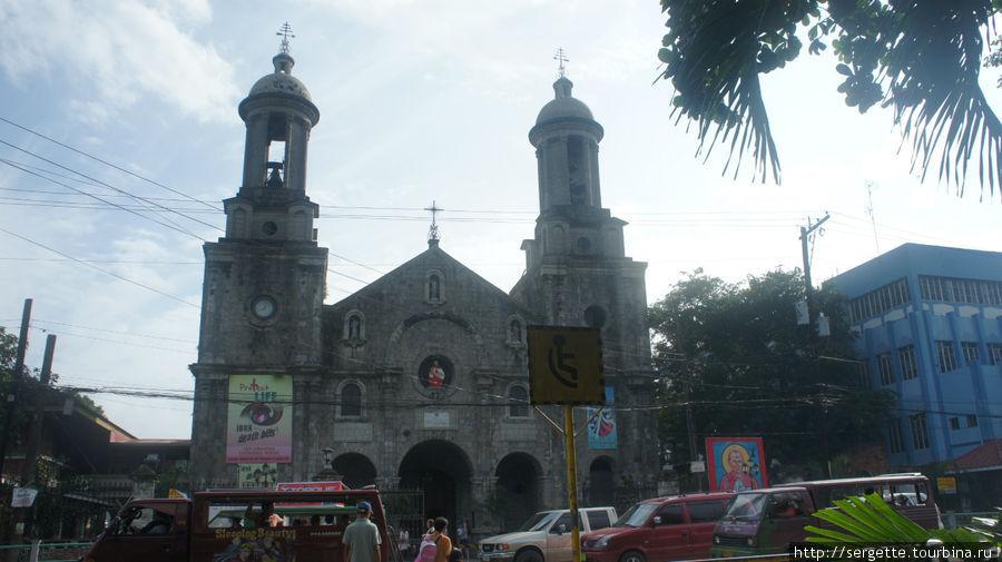 Через Панай и Негрос за сутки Думагете, Филиппины