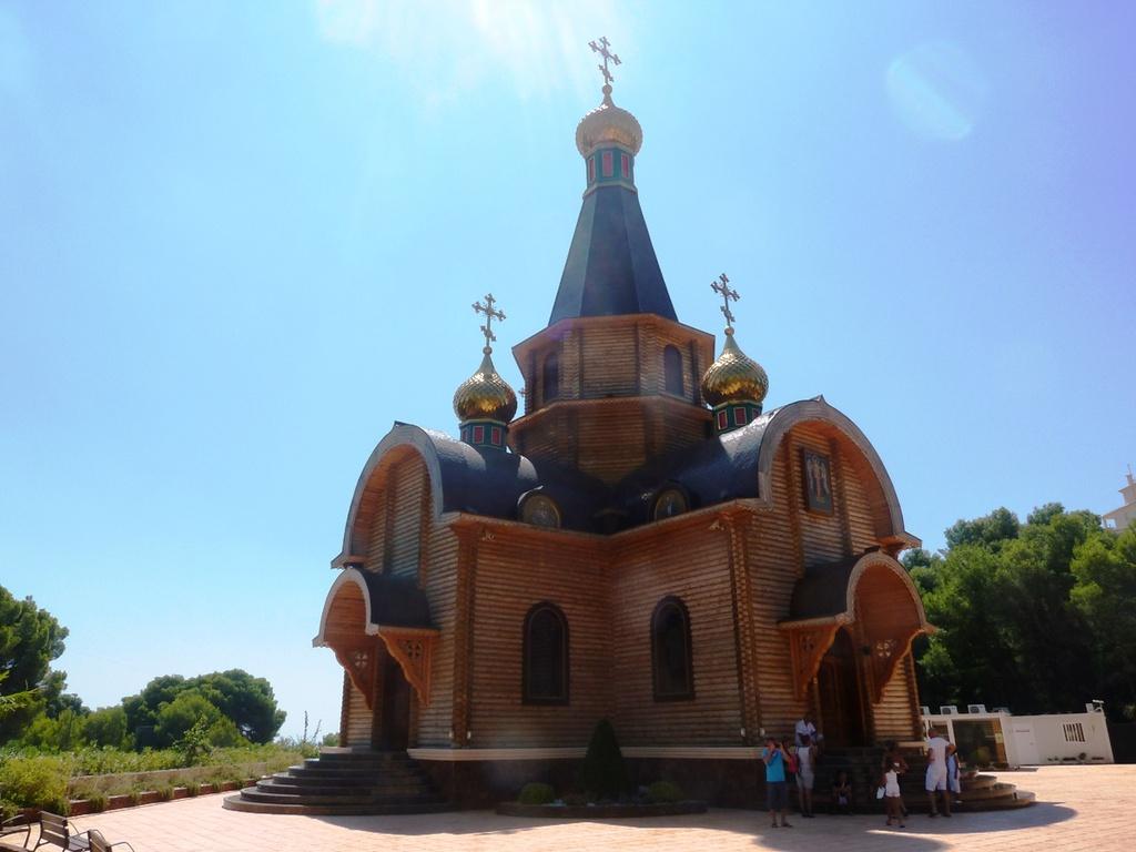 Торревьеха православная церковь