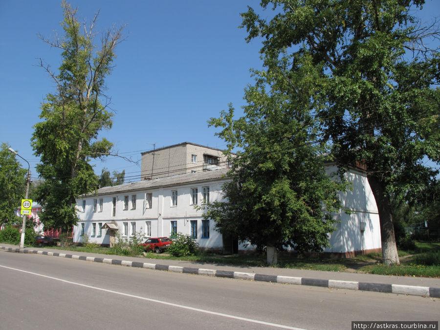 Старая Купавна (2011.08). Прогулка по городу Старая Купавна, Россия
