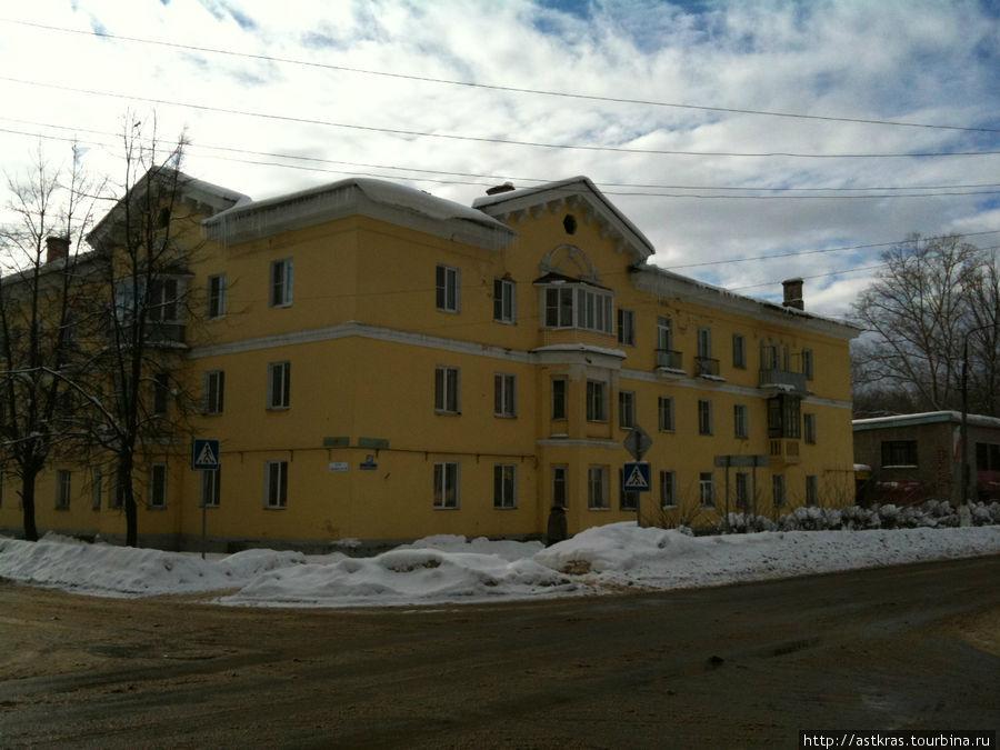 Рошаль (2011.02). Фотопрогулка по зимнему городу Рошаль, Россия