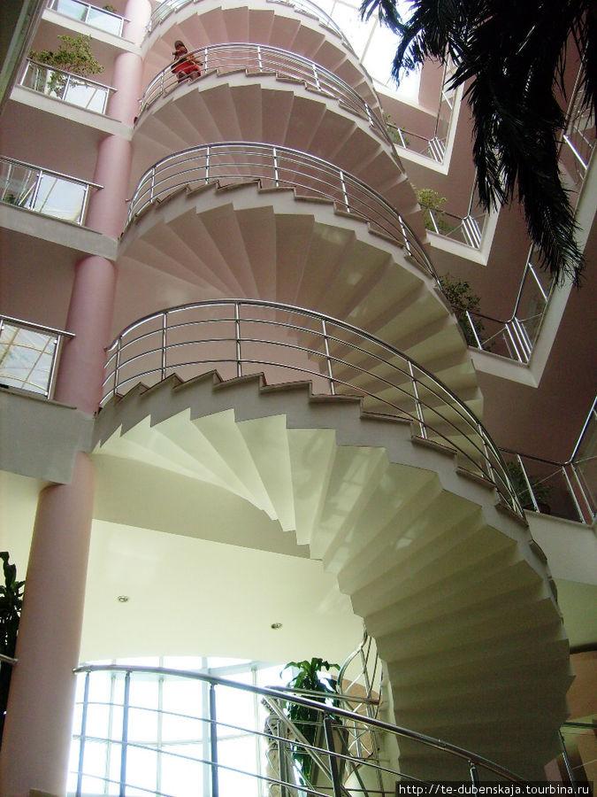 Лестница — чудесница