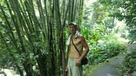 И я с бамбуком