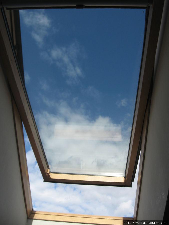 то самое окно в небо