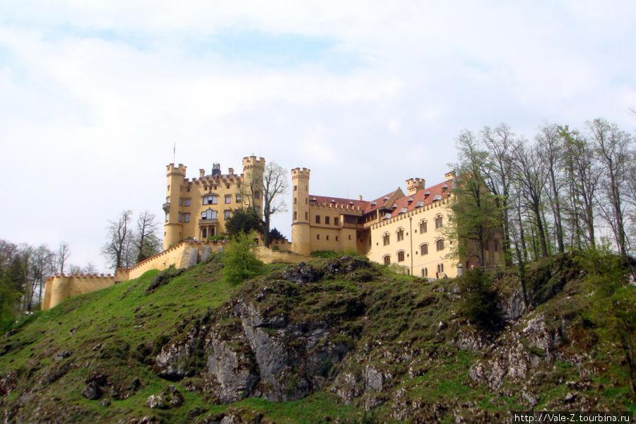 родительский замок