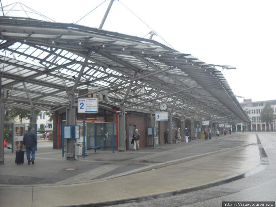 Автовокзальный комплекс