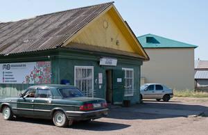 Хлебный магазин. Советую покупать хлеб именно здесь. Он здесь всегда свежий и очень-очень вкусный!