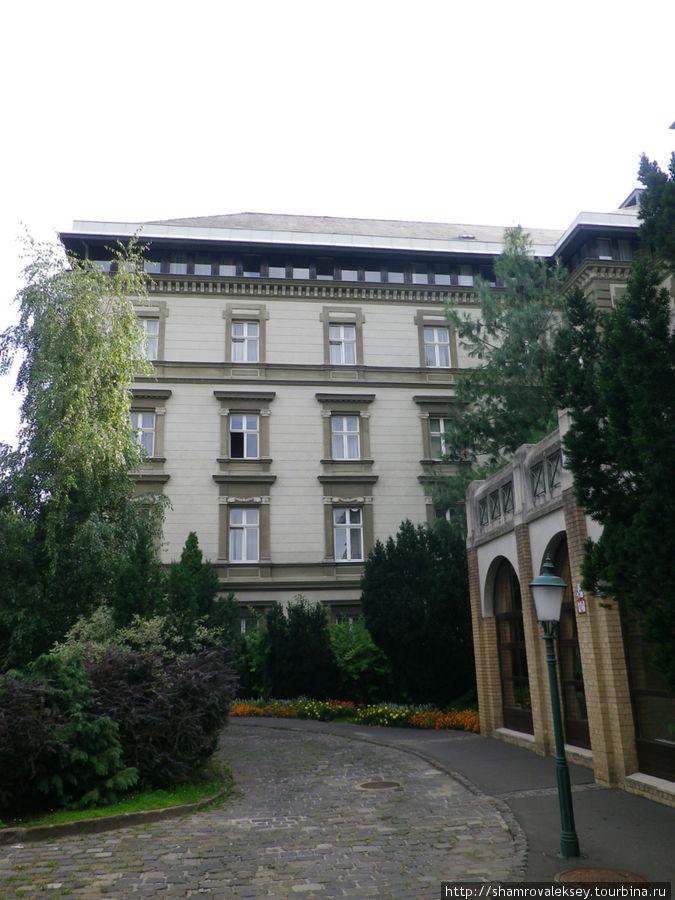 Danubius Grand Hotel Margitsziget.