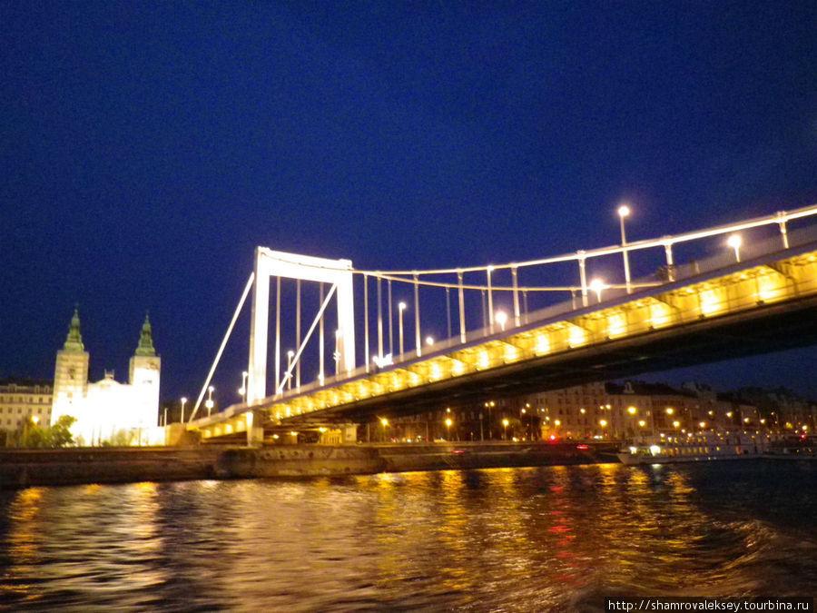 Мост Эржибет