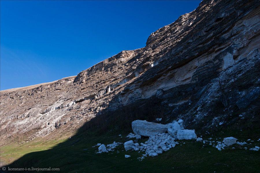 Заброшенные пещеры