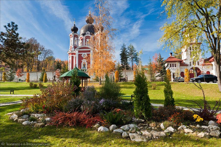 монастырь курки молдова фото