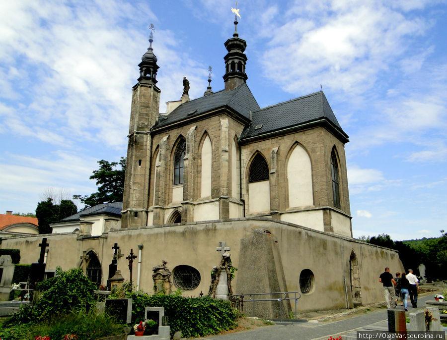 Кладбищенский костел Всех