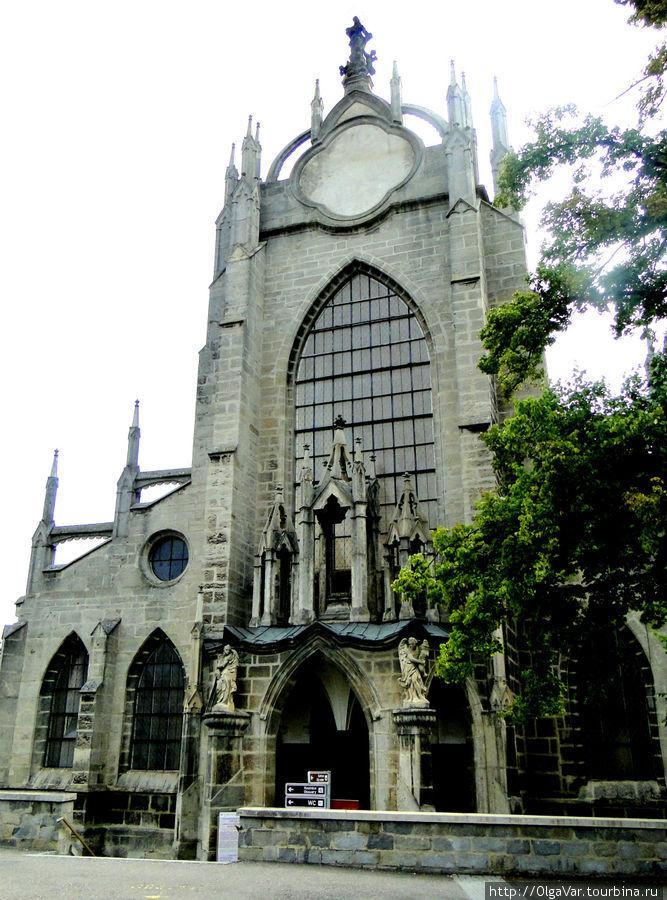 Монастырский Собор Вознесения девы Марии