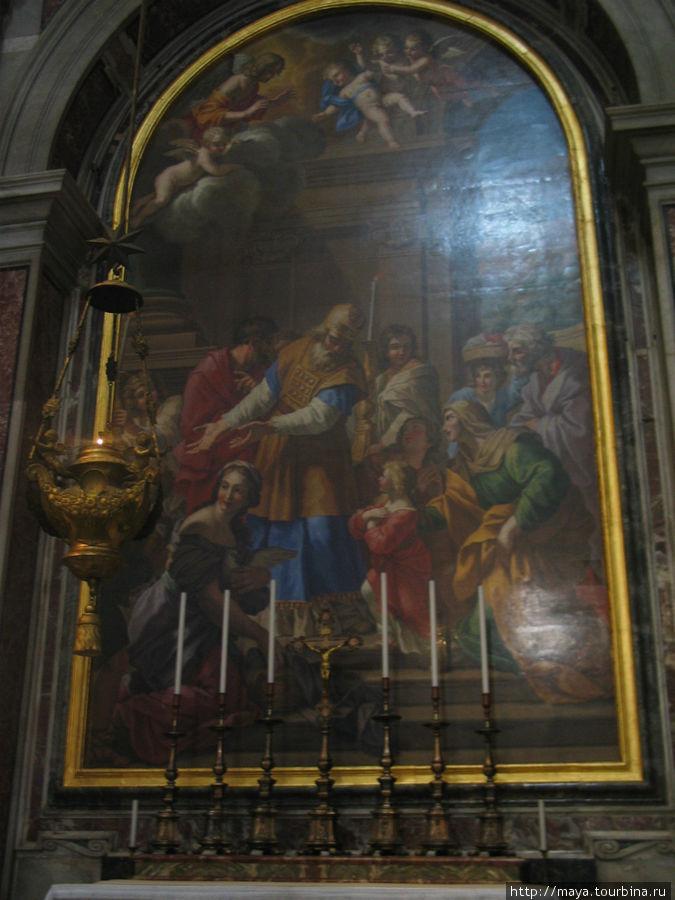 Все дороги ведут в Рим. Часть 1.  Сначала  Ватикан. Ватикан (столица), Ватикан