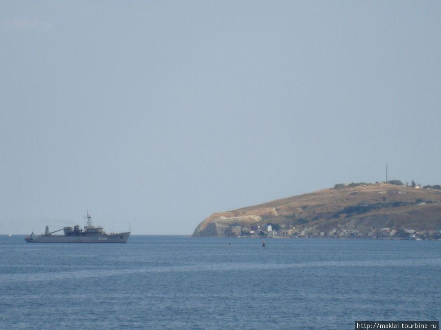 Феодосийский залив.