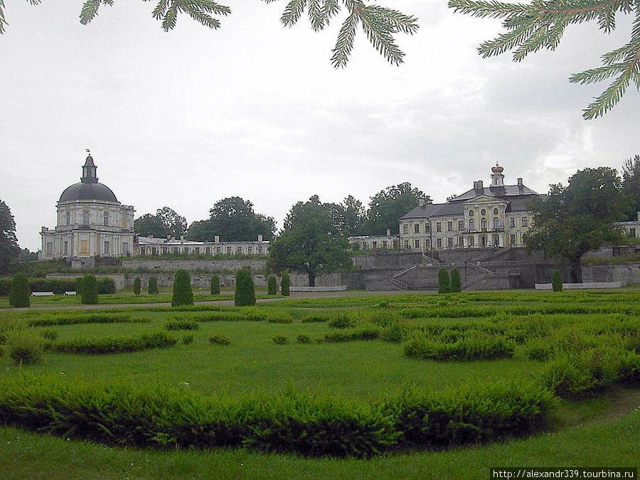 Большой дворец и Японский павильон