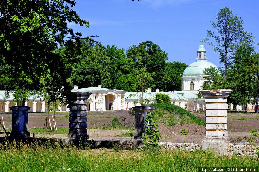 Церковный павильон