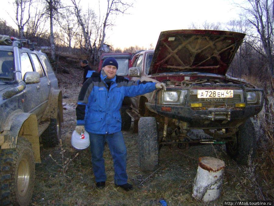Кошкарев и его ракета