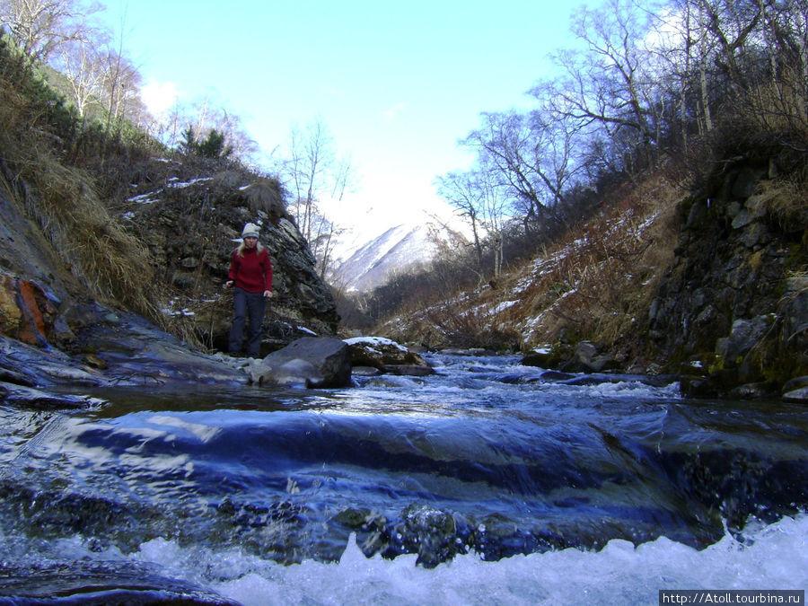 ледяной ручей