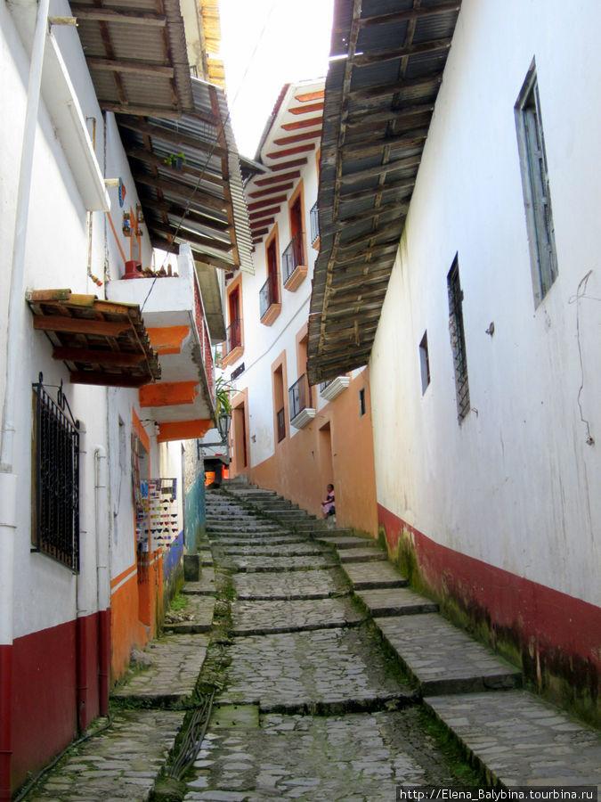 Cuetzalan del Progreso Куэцалан-дель-Прогресо, Мексика