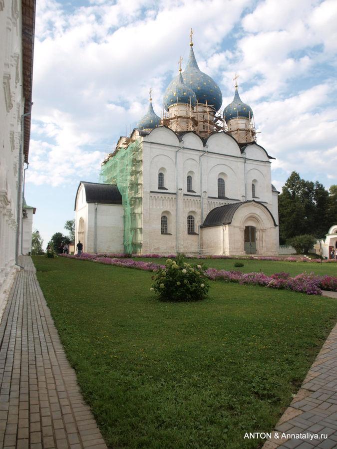 Собор Рождества Богородицы в кремле