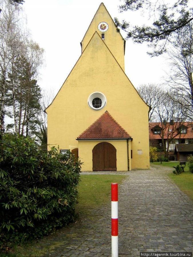 Церковь св. Корбиниана