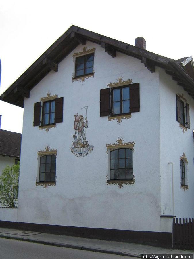 Защитник дома Св.Флориан