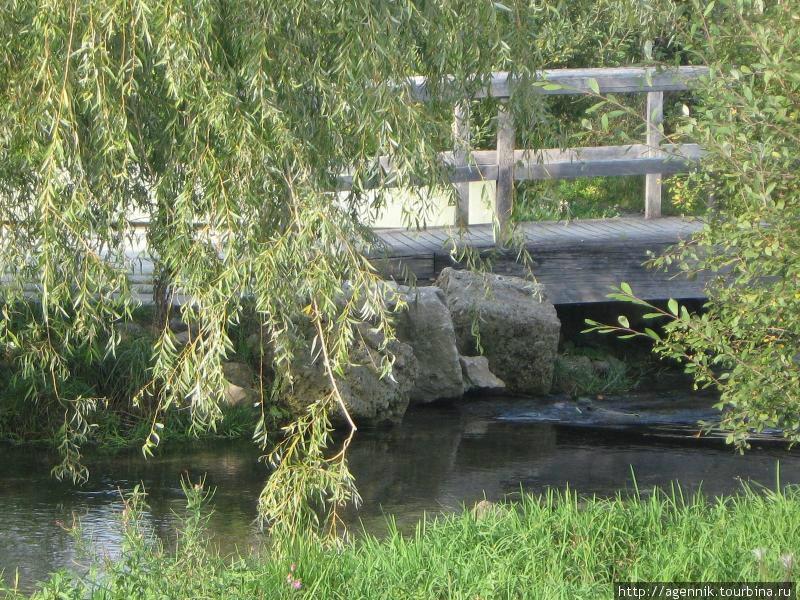 Мост через Хахингенбах