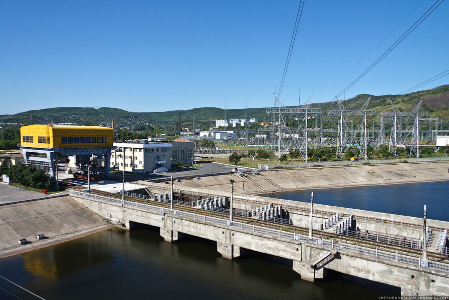 Жигулевская ГЭС #1 Жигулёвск, Россия