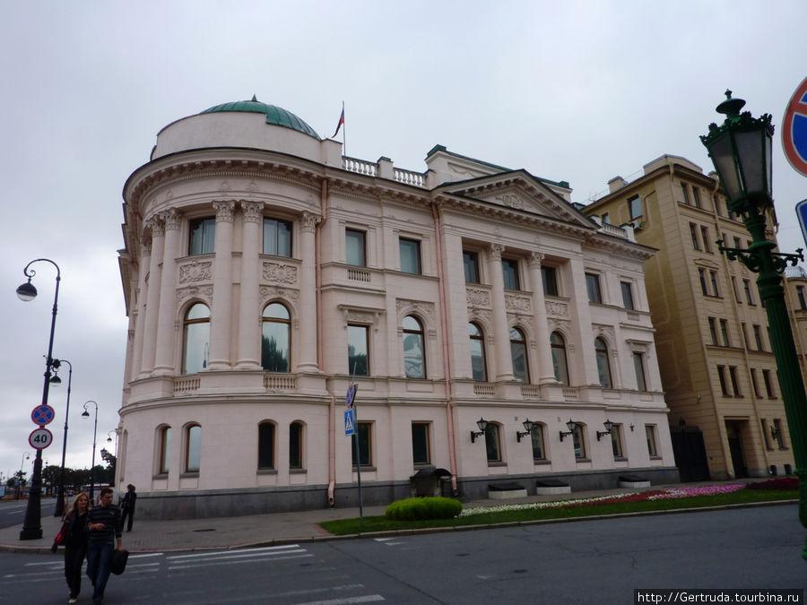 Резиденция представителя Президента  в Северо-Западном федеральном округе