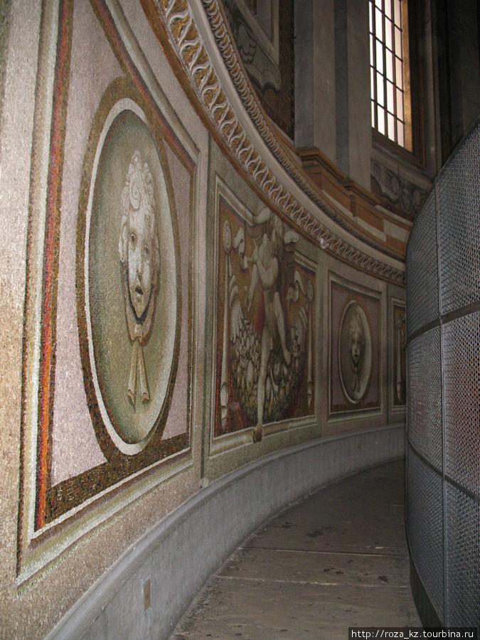 Смотровая площадка на куполе собора Св.Петра Ватикан (столица), Ватикан
