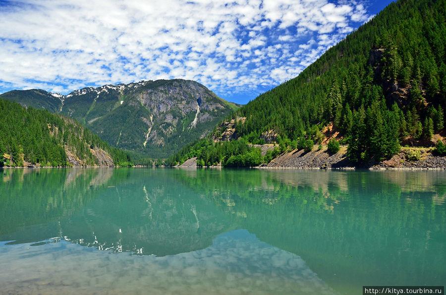 Озеро Дьябло