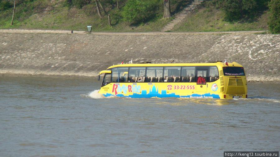 автобус для рыбаков