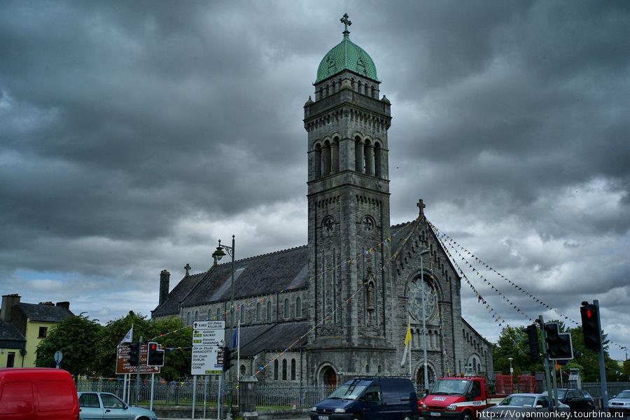 Церковь Святой Марии.