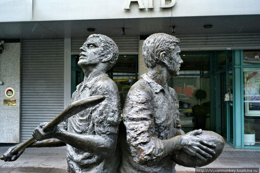 Хёрлинг и Гэльский футбол