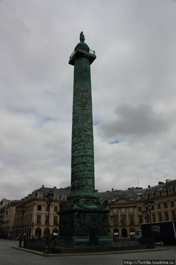 Вандомская колонна.
