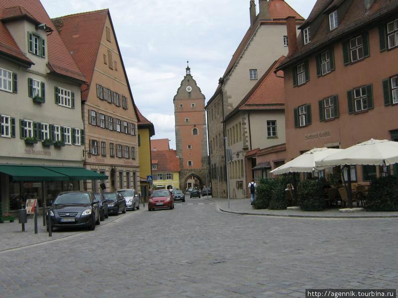 Улицы-рынки расширяются к центру