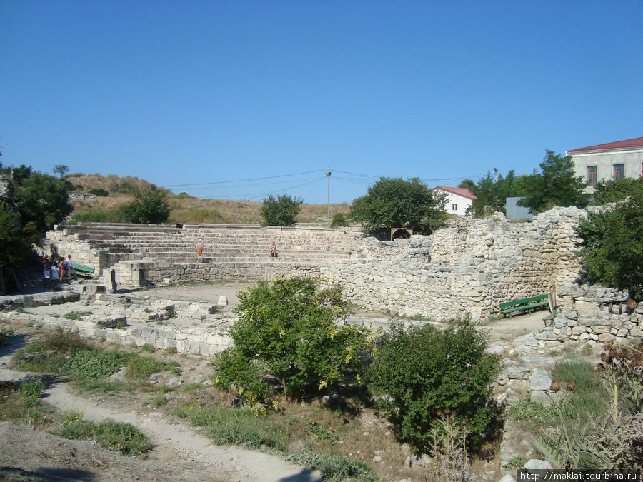 Античный театр.